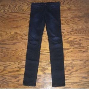 H&M Dark Skinny Jeans